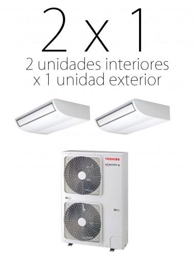 Unidad exterior 5x1