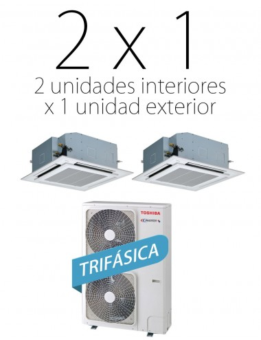 Split de pared Mirai 7 (R32)