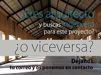 concurso para ingenieros y arquitectos jóvenes