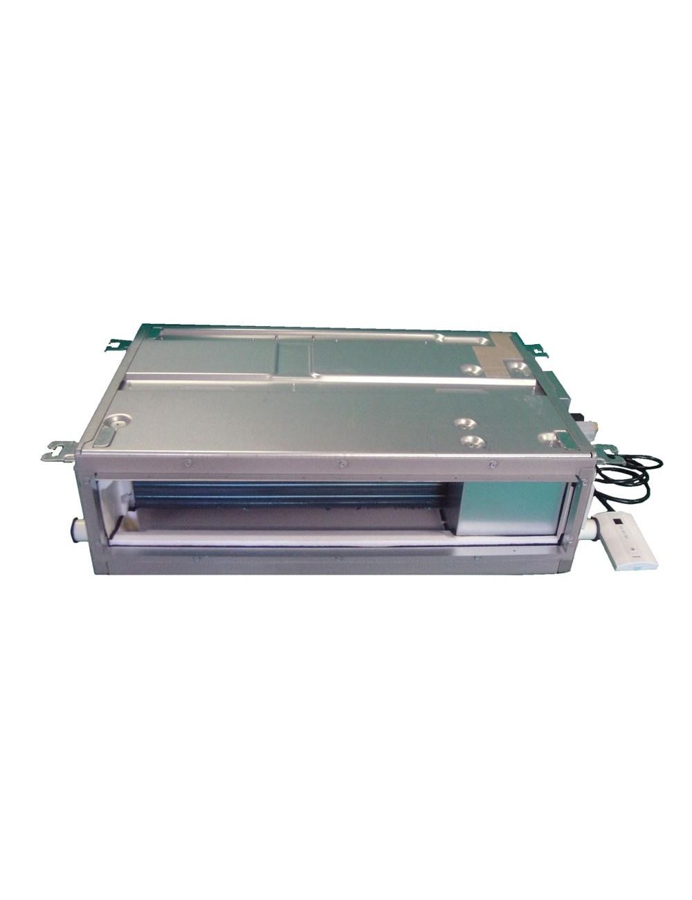 Aire acondicionado por conductos 10 multi toshiba aire for Conductos de aire acondicionado
