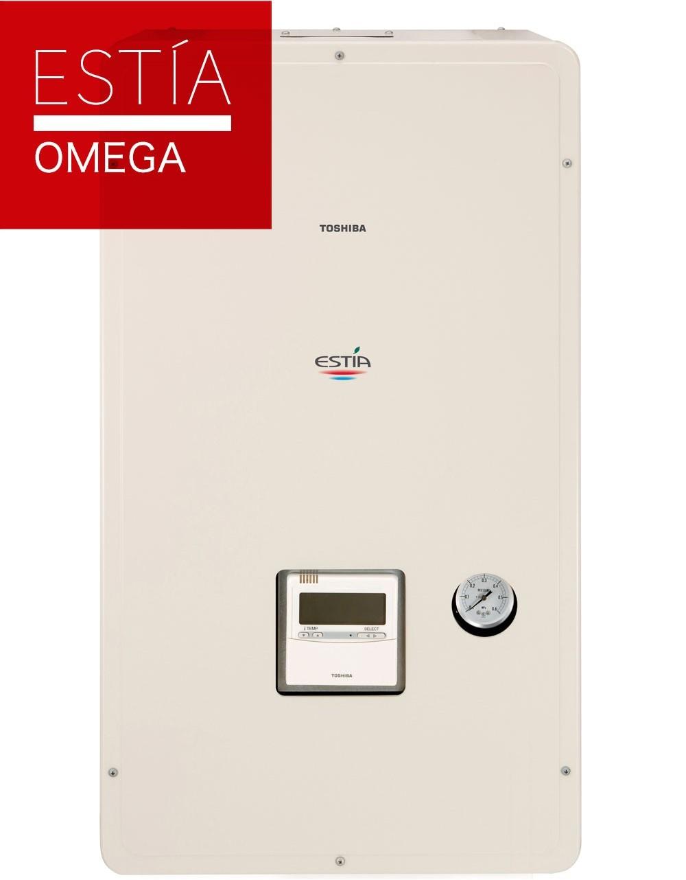 Bomba De Calor Aire Agua Monof Sica Omega Toshiba Aire ~ Calefaccion Bomba De Calor Precio
