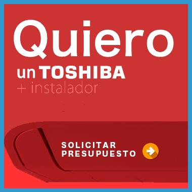 aire acondicionado con alto ahorro energético - Toshiba