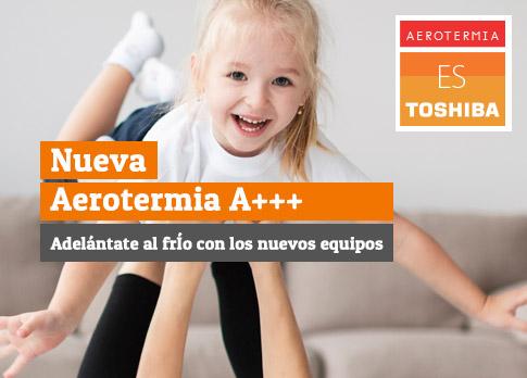 Aerotermia A+++