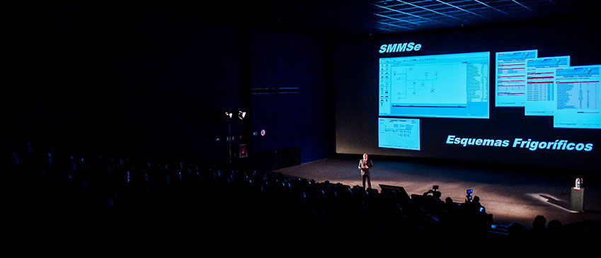 presentación VRF  para edificios smmse