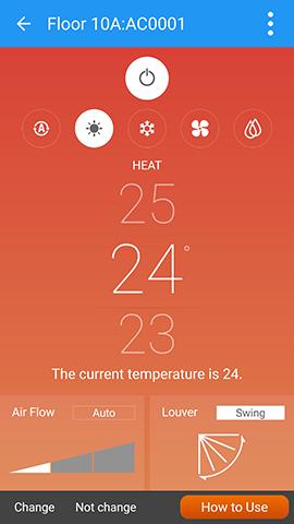 aire acondicionado wifi toshiba, con aplicación propia, no válida para Daikin, Fujitsu, Mitsubishi, daitsu, panasonic, LG...