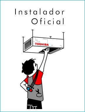 registro de instaladores oficiales Toshiba