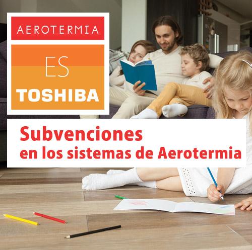 subvenciones aerotermia