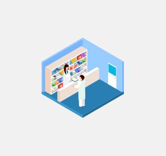 calefacción para farmacias