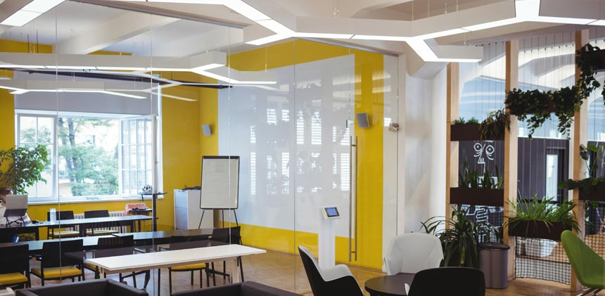 Climatización para oficinas pequeñas
