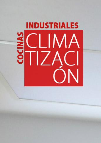Aire acondicionado para cocinas industriales