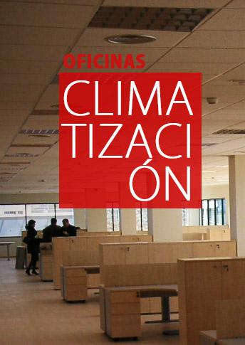 sistema de aire acondicionado para oficinas