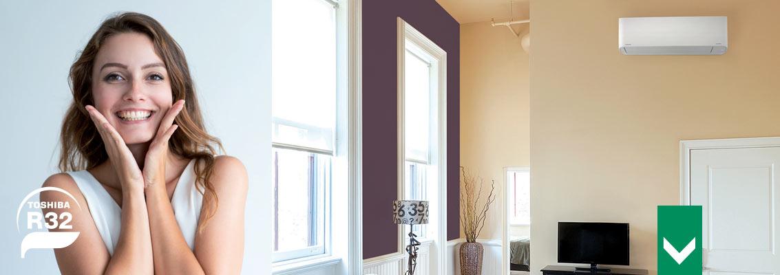 aire acondicionado split para viviendas