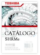 Catálogo VRF Toshiba SHRMe