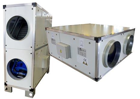 ventilación industrial y para comercios